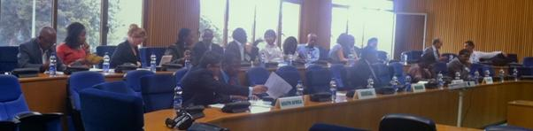 The Participants of the Second Consultative Meeting